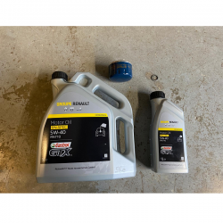 Renault Twingo 133 Engine Oil With Filter