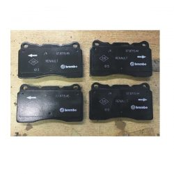 Renault Megane MK3 RS Front Brake Pads Cup Version