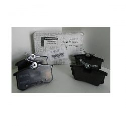 Renault Megane MK3 RS Rear Brake Pads