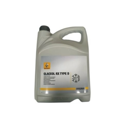 Renault Engine Coolant Type D