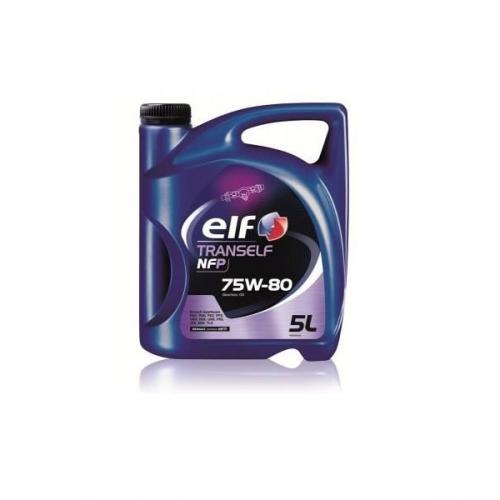 Gearbox Oil Elf Tranself NFP 75W-80