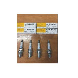Renault Clio 172 182 Spark Plugs 8200239321