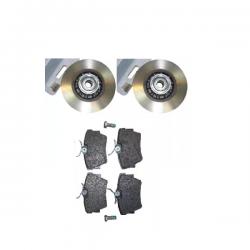 Renault Trafic Rear Brake Discs & Pads