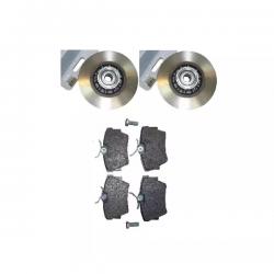 Renault Trafic Front Brake Discs & Pads