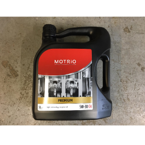 Engine Oil Motrio Premium 5w30
