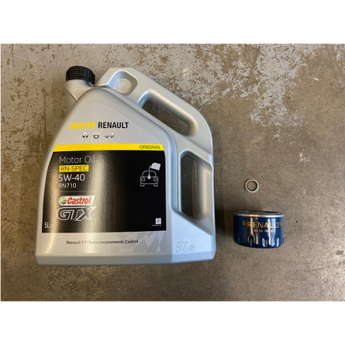 Renault Clio 172 182 Engine Oil With Filter